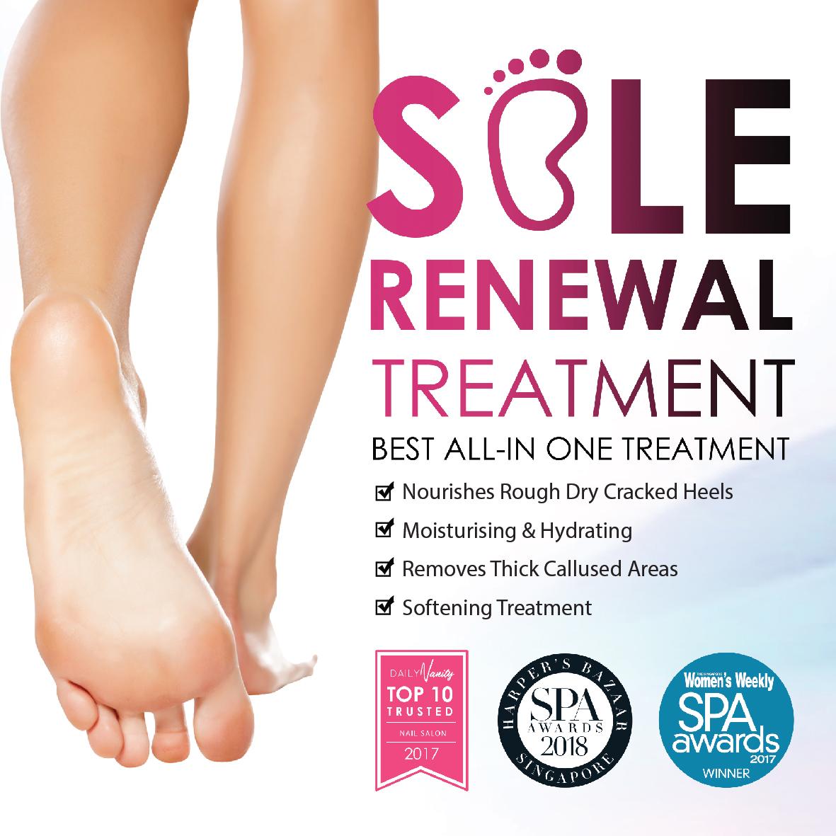 Nail Palace | Manicure, Pedicure, Sole Renewal Treatment